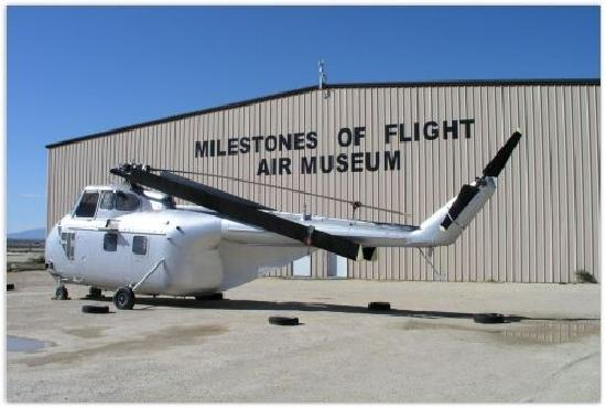 Milestones of Flight Air Museum