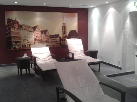 The Westin Grand Frankfurt: Relax Area - Spa