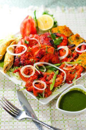Mirch Masala Indian Restaurant: tandoori mixed grill