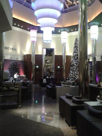 The Westin Grand Frankfurt: Lounge