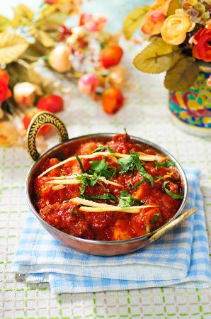 Mirch Masala Indian Restaurant: kadai chicken