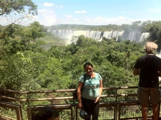 Iguassu Holiday Hotel: Gisse en las Cataratas Iguazu ( Lado Argentino)