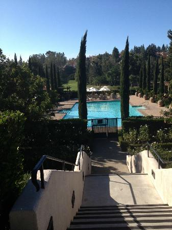 Rancho Bernardo Inn: spa pool area