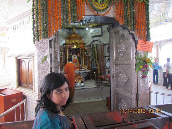 Rajnandgaon, Индия: Dongargarh