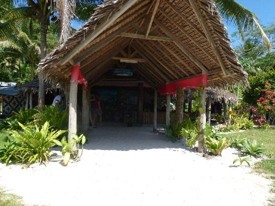 Lonnoc Beach Restaurant: Entrance to restaurant