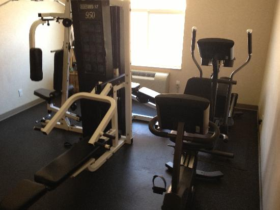 Aarchway Inn: Fitnessraum
