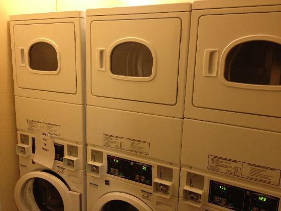 Aarchway Inn: Laundry