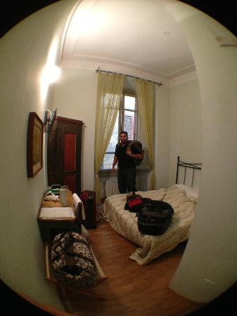 Relais del Duomo: Bedroom