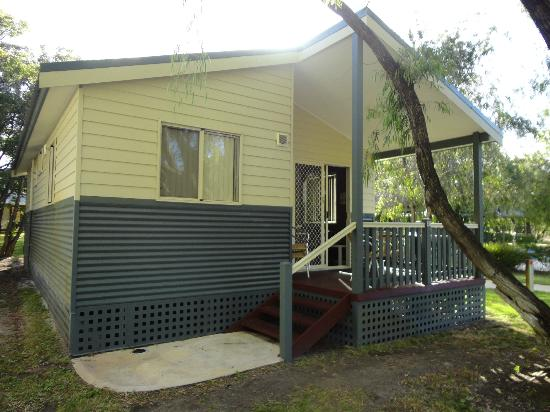 RAC Busselton Holiday Park: Our unit