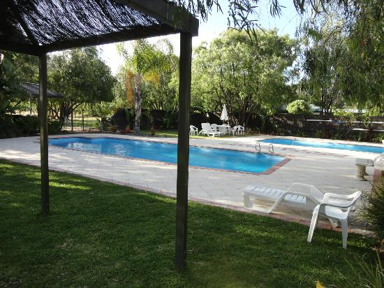 RAC Busselton Holiday Park: The pools