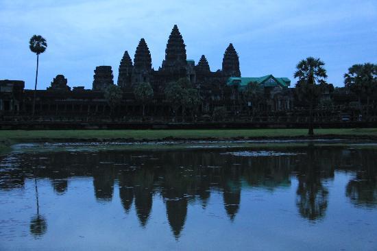 Cheathata Angkor Hotel : Angkor Wat
