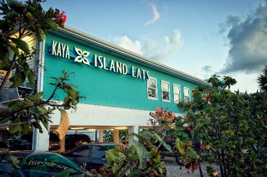 Kaya Island Eats: Welcome!