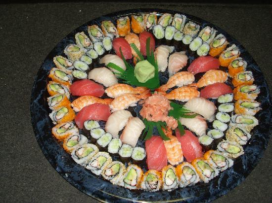 Akasaka Sushi: PARTY