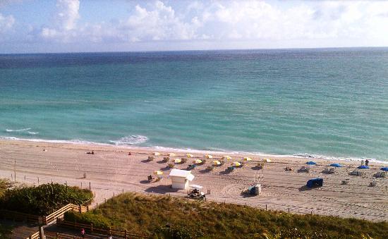Best Western Atlantic Beach Resort: Sea view