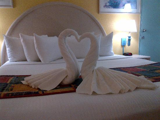 Best Western Plus Atlantic Beach Resort: Bedroom