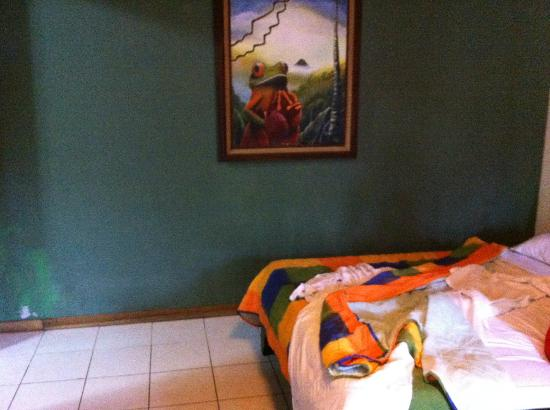 Arenal Hostel Resort : room