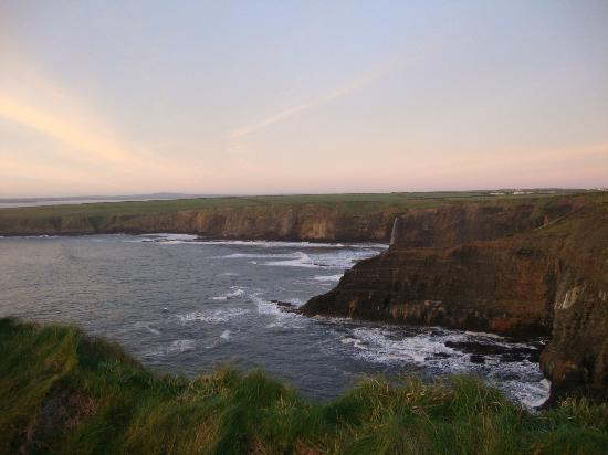 Bromore Cliffs: View from the Cliff