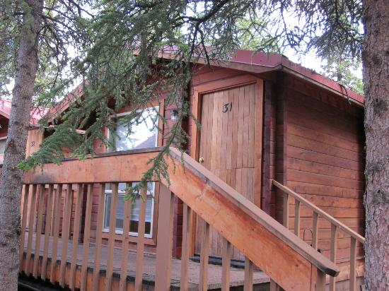 The Cabins at Denali Park Village: Cabin