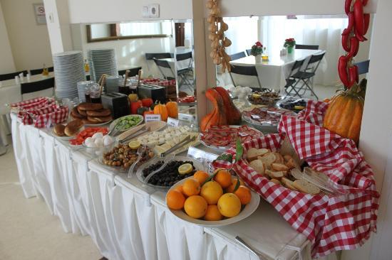 Güzel Izmir Hotel: guzel izmir hotel breakfast room