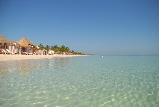 Beloved Playa Mujeres: Nice beach