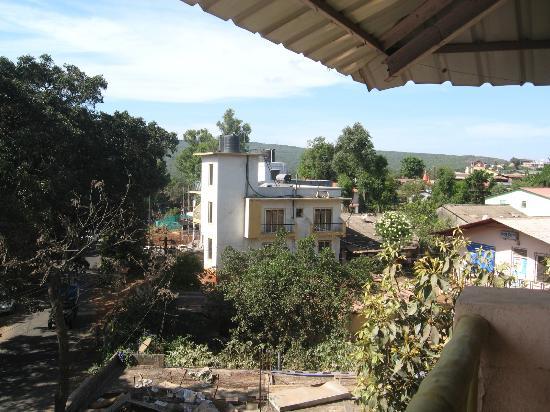 Sagar Villa: hardly any view