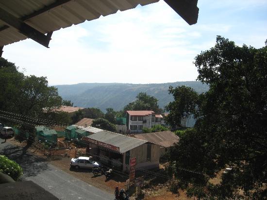 Sagar Villa: Some sneakpeak of the mountains