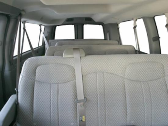 Valu Inn Sea Tac: Airport Shuttle Van/ Airport Parking $6.99