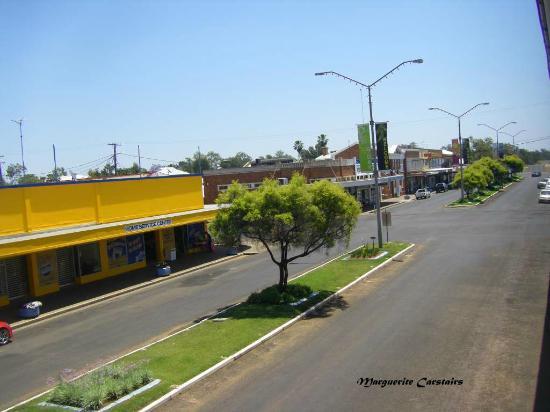 Charleville, Australia: View