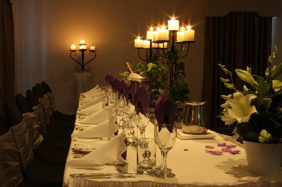 BEST WESTERN PLUS Buckingham International: Bridal table