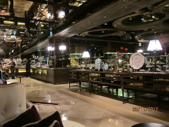 Palais de Chine Hotel: Restaurant