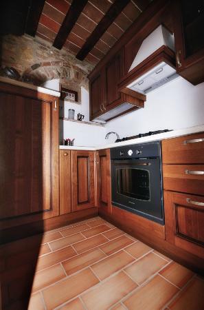 La Casina Toscana : La cucina