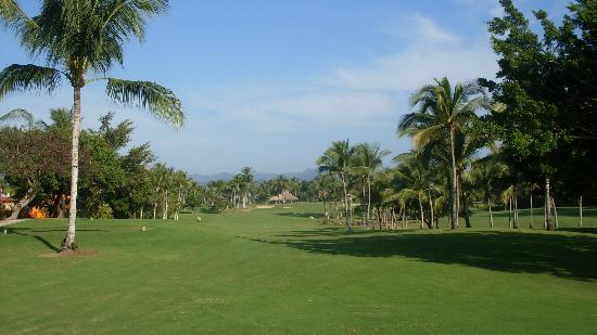 Club de Golf Los Flamingos: 9th hole