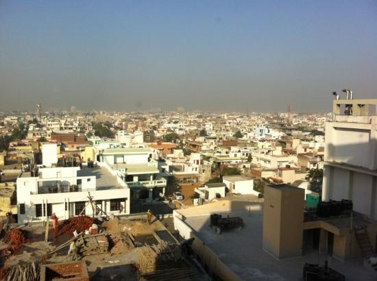 Four Points by Sheraton Jaipur, City Square: view from our floor