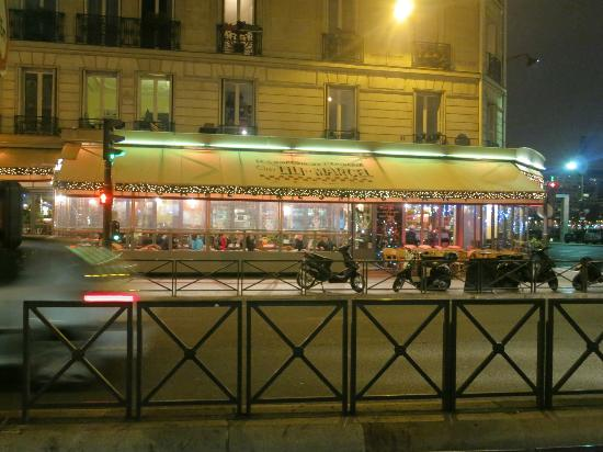 Chez Marcel Restaurant Paris