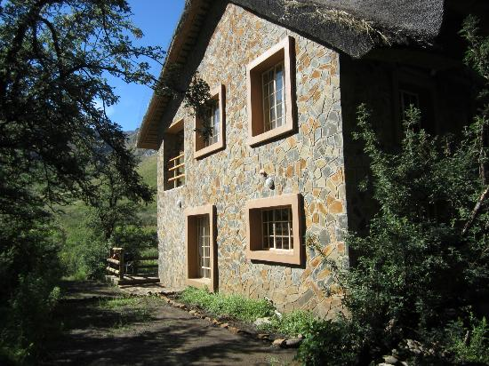 Maliba Mountain Lodge: River Lodge House