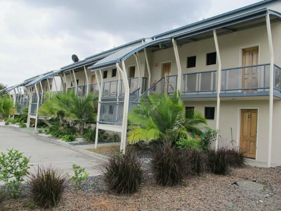 Novena Palms Motel: Motel