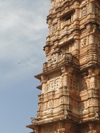 Vijay Stambha: Detail
