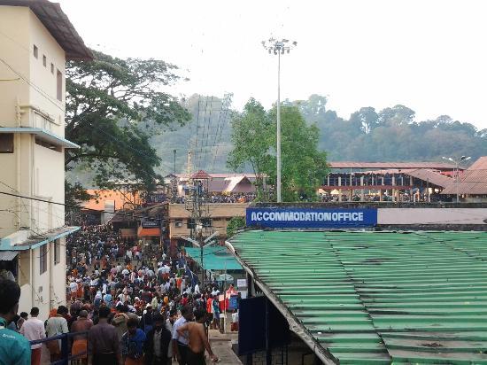 Sabarimala Sri Dharmasastha Temple : 1
