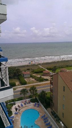 Forest Dunes Resort: View from Balcony