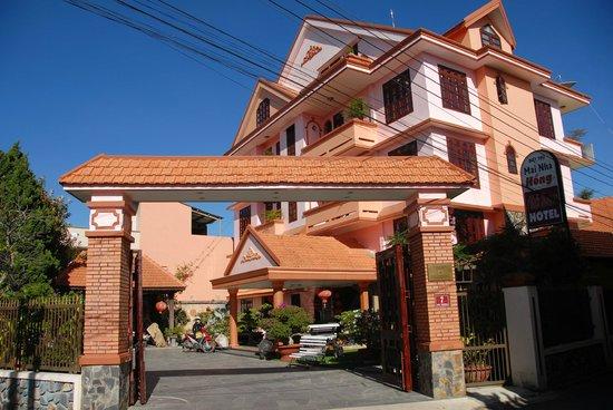 Villa Pink House: общий вид на отель