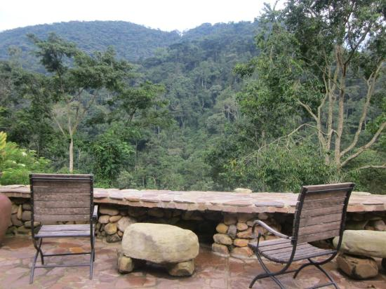 Bwindi Lodge: Another view