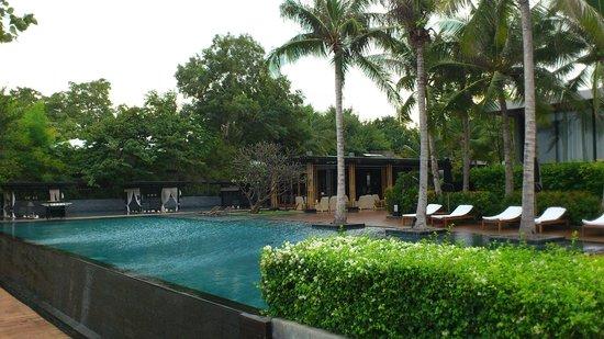 V Villas Hua Hin, MGallery by Sofitel: Pool View