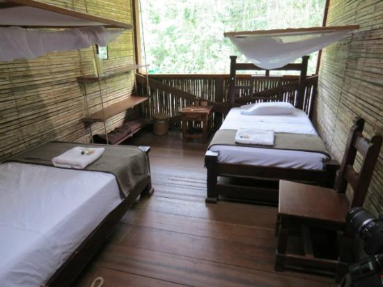 Tambopata Research Center: Our room