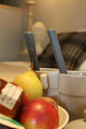 38 Solidor: petit déjeuner