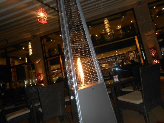 Dino Gelato Italiano : Au chaud un soir d'hiver