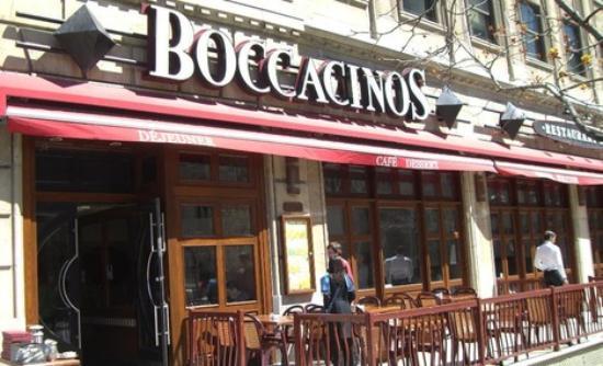 Cafe Boccacinos