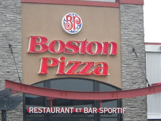 Restaurant review boston pizza essay
