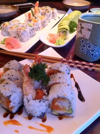 Mei Ji Sushi