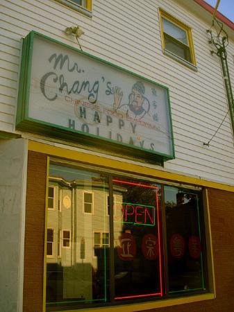 Mr Chang's