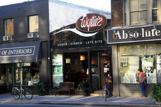 Photo of Bar Wylie's at 1234 Yonge St, Toronto M4T 1W3, Canada